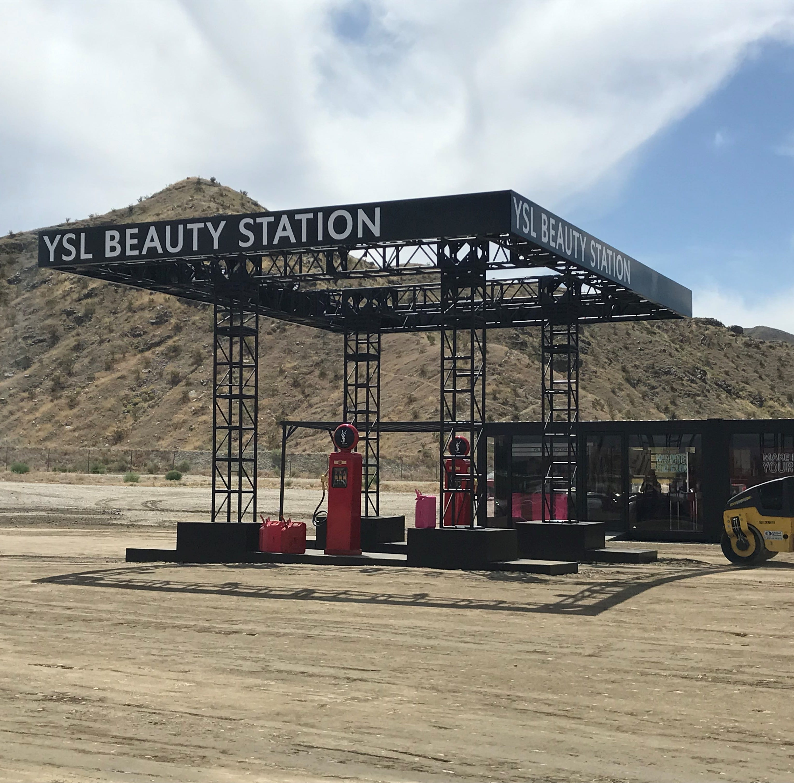 Yves Saint Laurent pop-up opening Friday in Cathedral City; will only be open first Coachella weekend