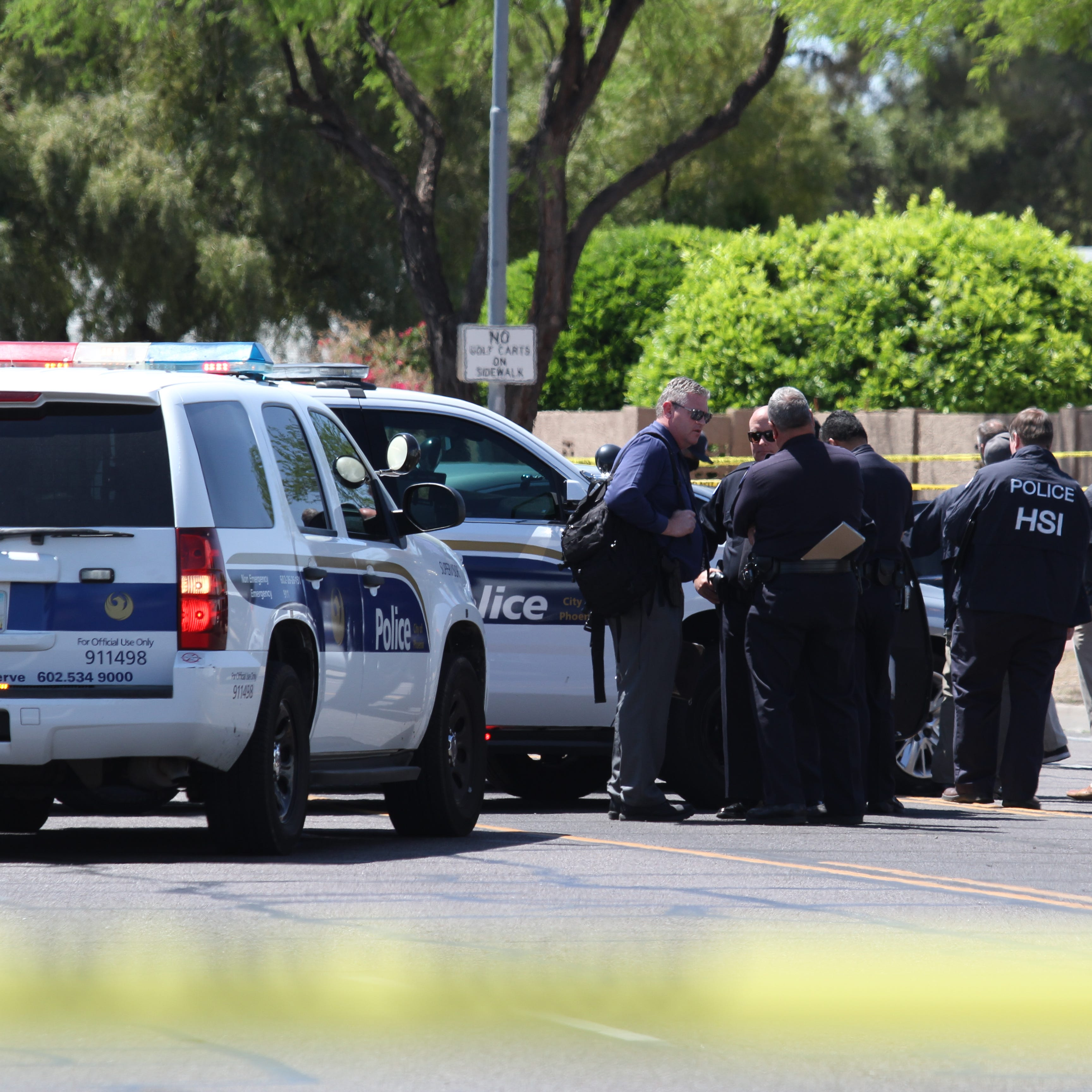 Federal agents fatally fatally shoot woman, wound another while serving warrant in Ahwatukee