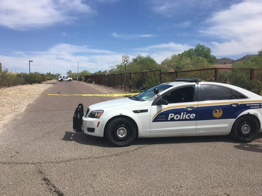 Phoenix police on April 11, 2019, responded to a call at Seventh Avenue and Siesta Way, where they found a man dead in a driveway.