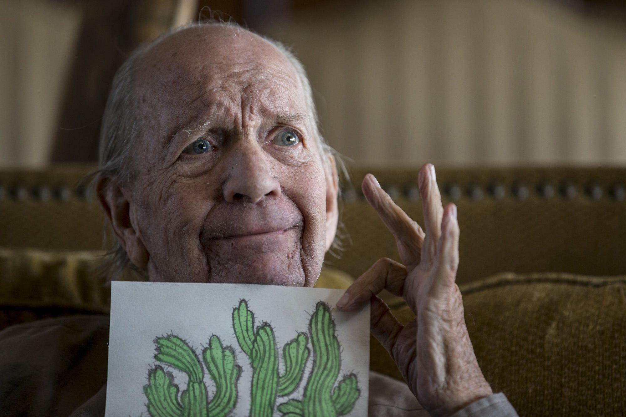 Gahan Wilson, beautifully macabre cartoonist, dies at 89