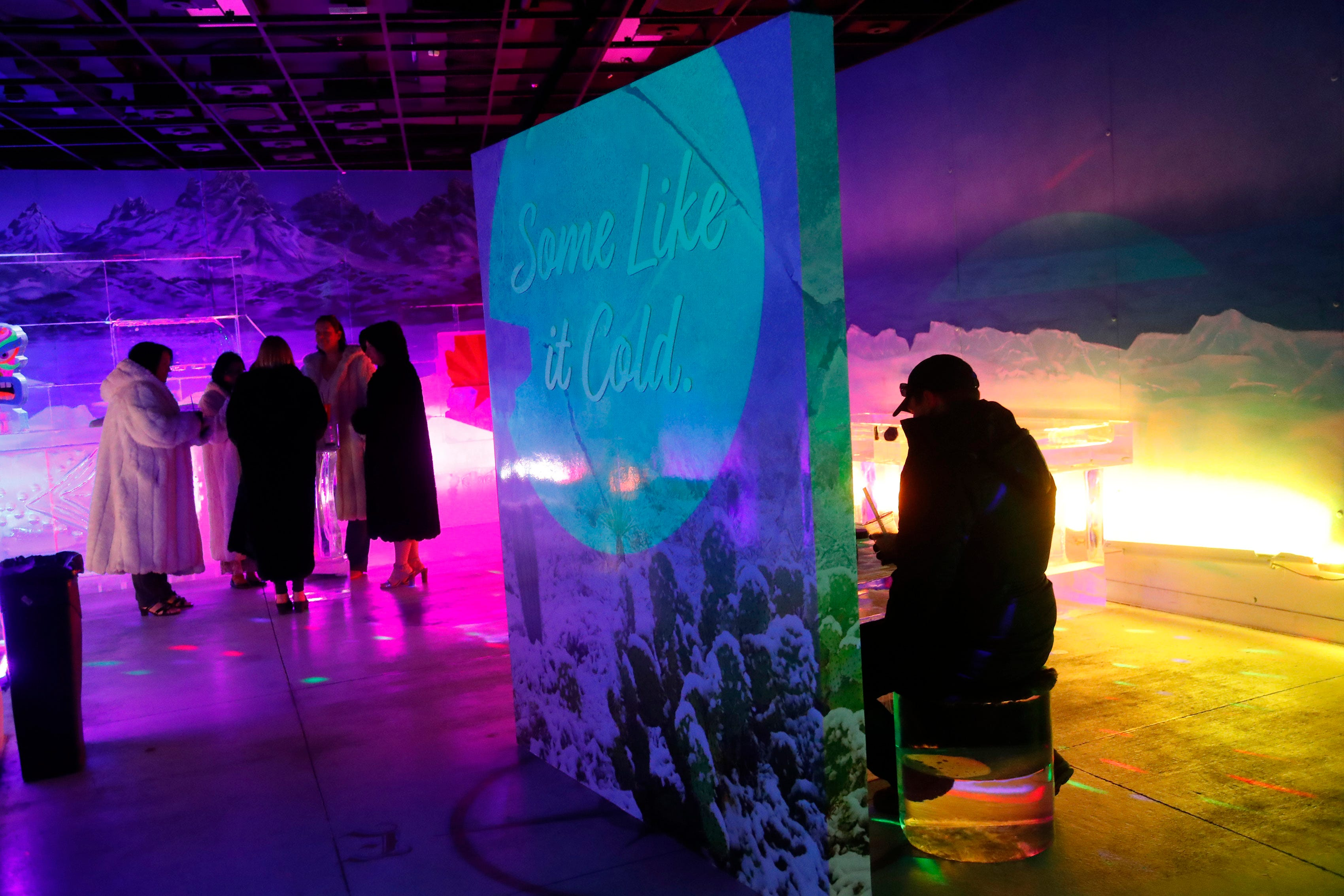 Everything you need to know about Arizona's only ice bar