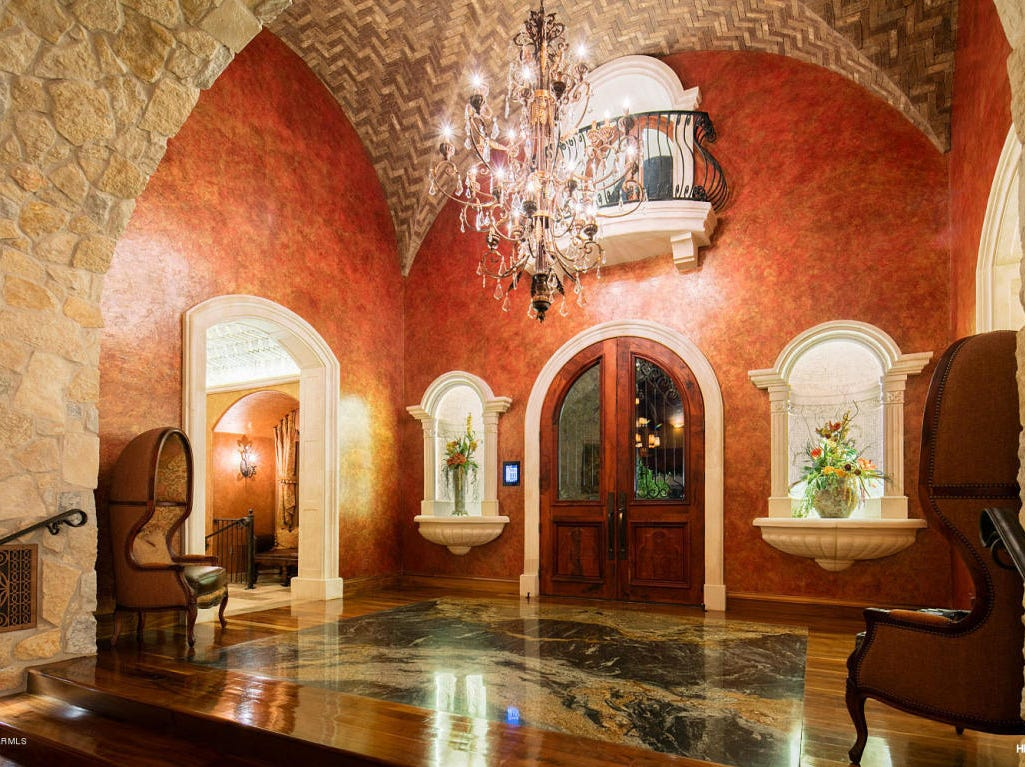 Grand Foyer entryway