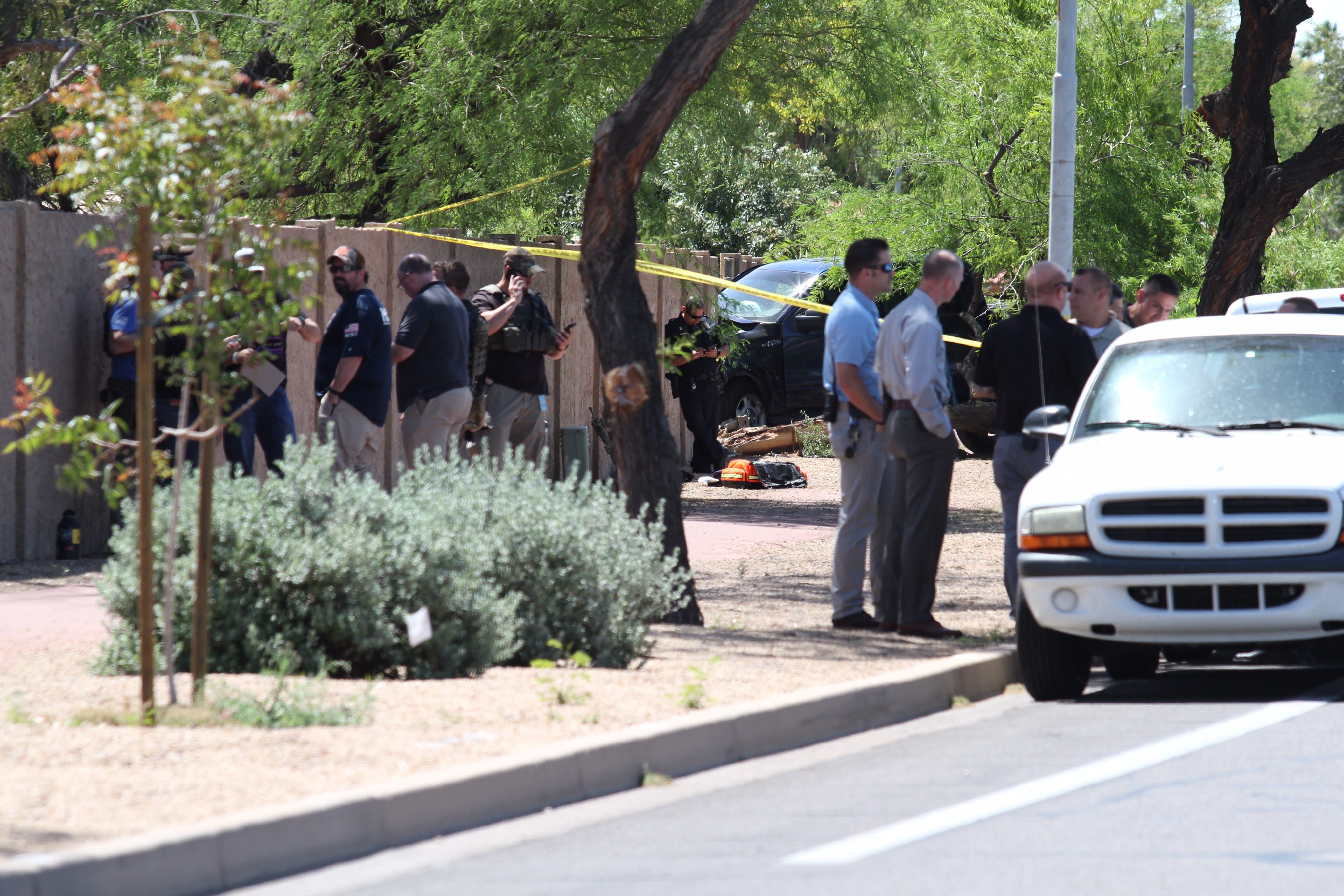 2019 shooting involving Homeland Security Investigations in Ahwatukee