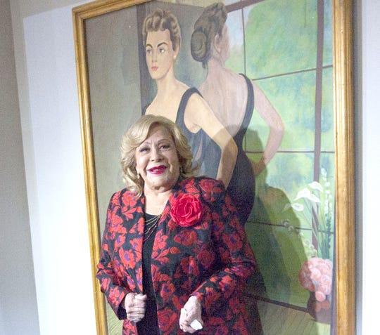 Doña Silvia le dijo a Itatí Cantoral que ella quiere por igual a sus nietas y ya no quiere que se estén peleando.