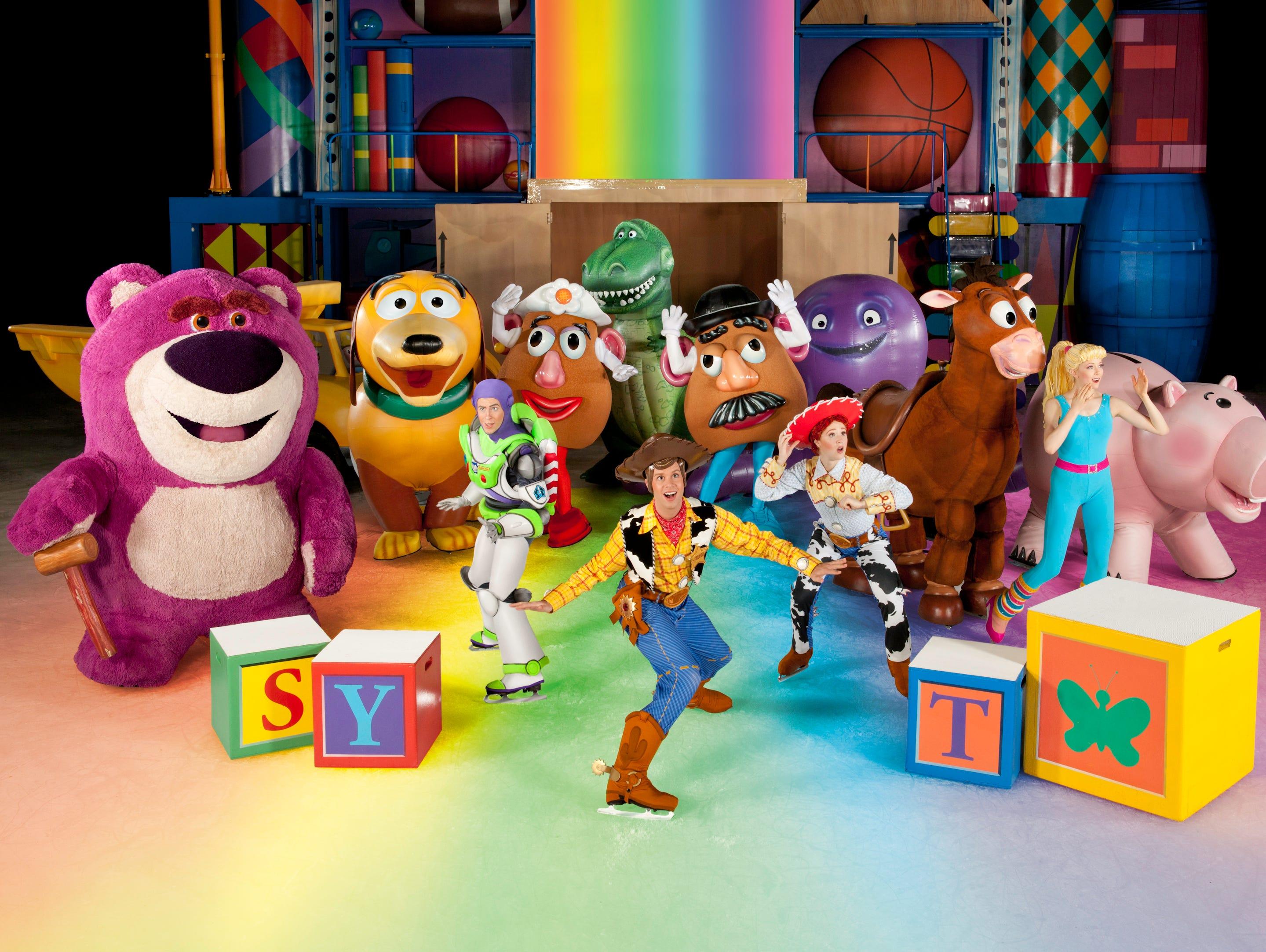 Los juguetes están de regreso con las heroicas acciones de Buzz, Woody, Jessie y sus amigos de Toy Story de Disney•Pixar, cuando escapan de la guardería Sunnyside Daycare en una intrépida travesía para regresar al cuarto de Andy.