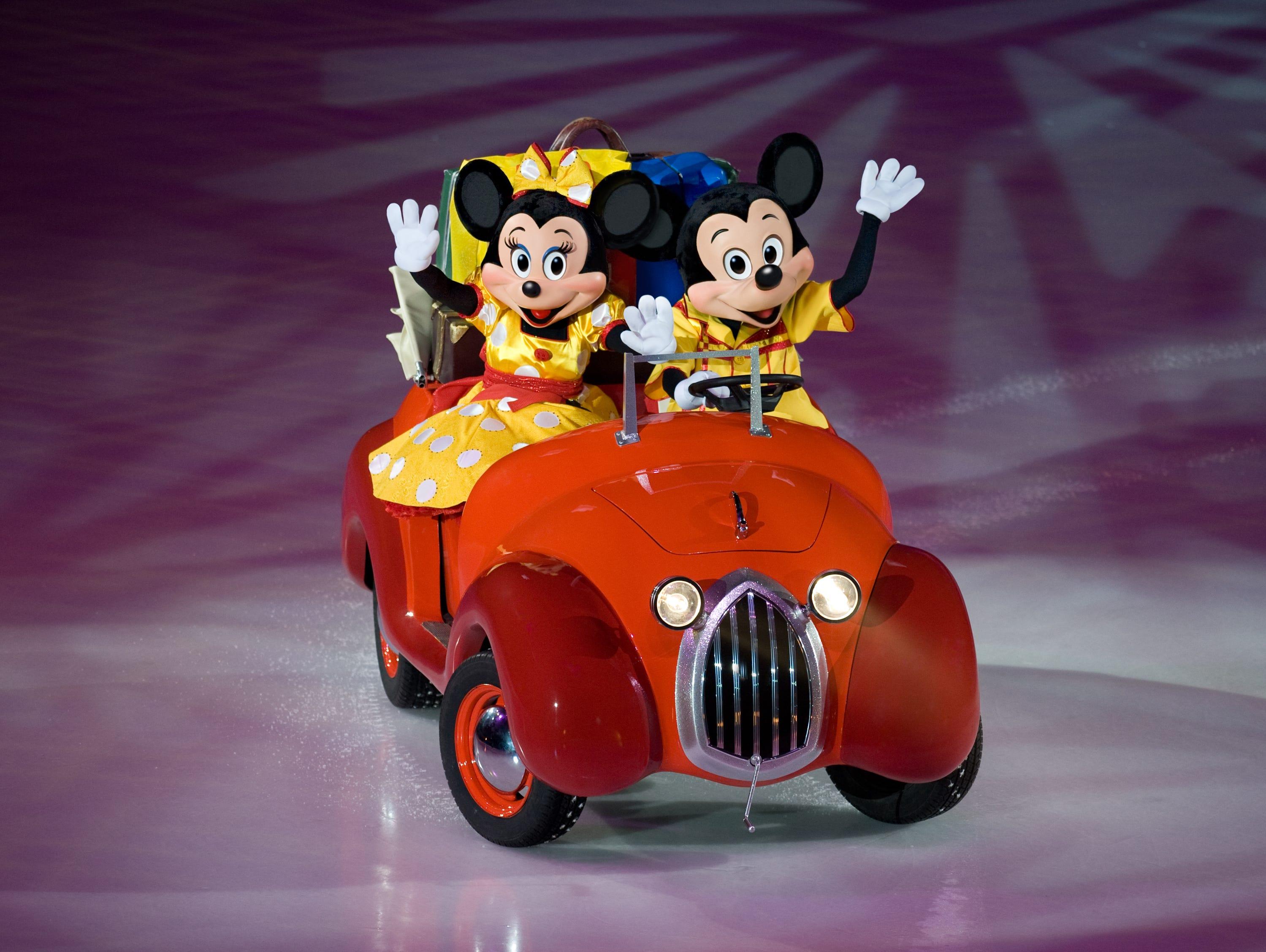 Producido por Feld Entertainment, Disney On Ice presents Worlds of Enchantment tendrá funciones del 11 al 14 de abril en Talking Stick Resort Arena en Phoenix, Arizona.