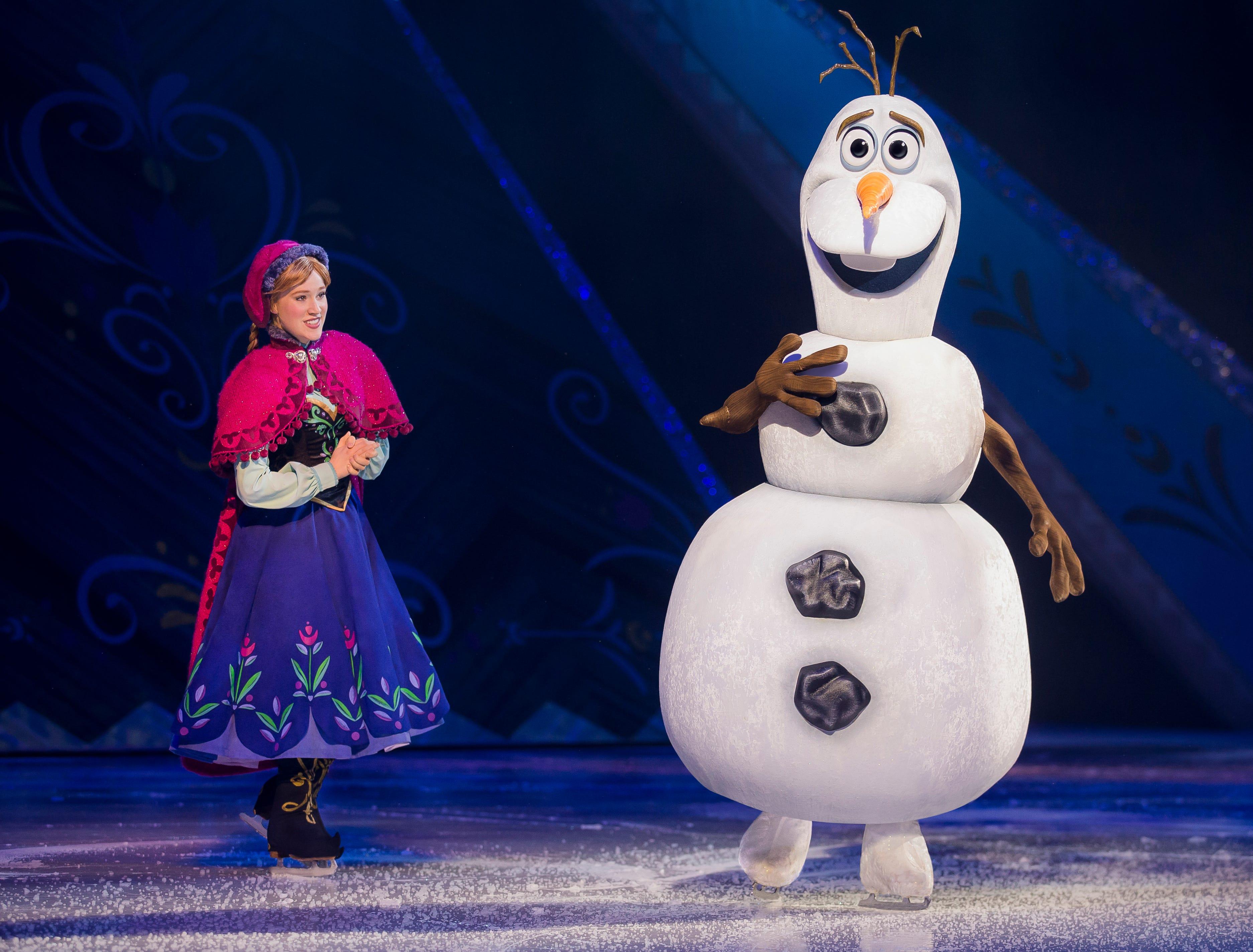 Entra al mundo invernal de Arendelle con las hermanas Anna y Elsa, y sus amigos Olaf y Kristoff de Frozen de Disney, quienes aprenden que el amor verdadero surge del interior.