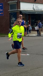 Mount Gretna resident Joseph Wentzel will cross an item off of his bucket list on Monday when he runs in his first Boston Marathon at age 62.