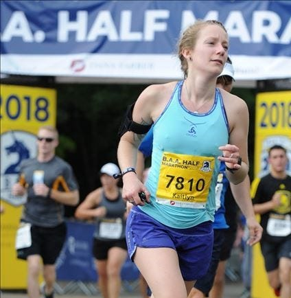 CASHS grad running Boston Marathon for a cause