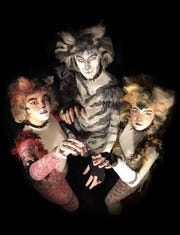 "Hanover Senior High School presents ""CATS,"" April 12-14."