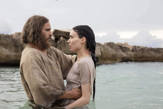 """Joaquin Phoenix and Rooney Mara star in """"Mary Magdalene,"""" playing at Small Star Art House."""