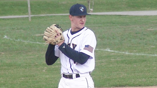 Serbian native Ivan Vuckovic has picked up pitching for Christian School of York this season.