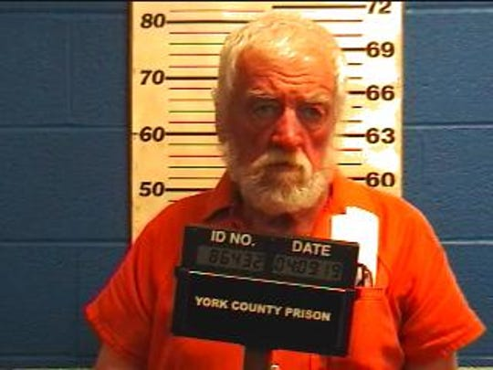 Philip E. Ramsey, arrested for terroristic threats and bomb threats.