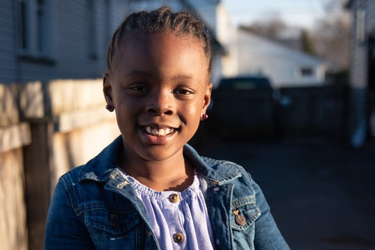 Jenesis Shaw, 8, underwent rigorous chemotherapy, radiation and surgery to remove the stage IV Wilms tumor in her abdomen in 2017.  Now that she's been cancer-free for a year, she and her family are working to help other kids like her undergoing treatment in the hospital.