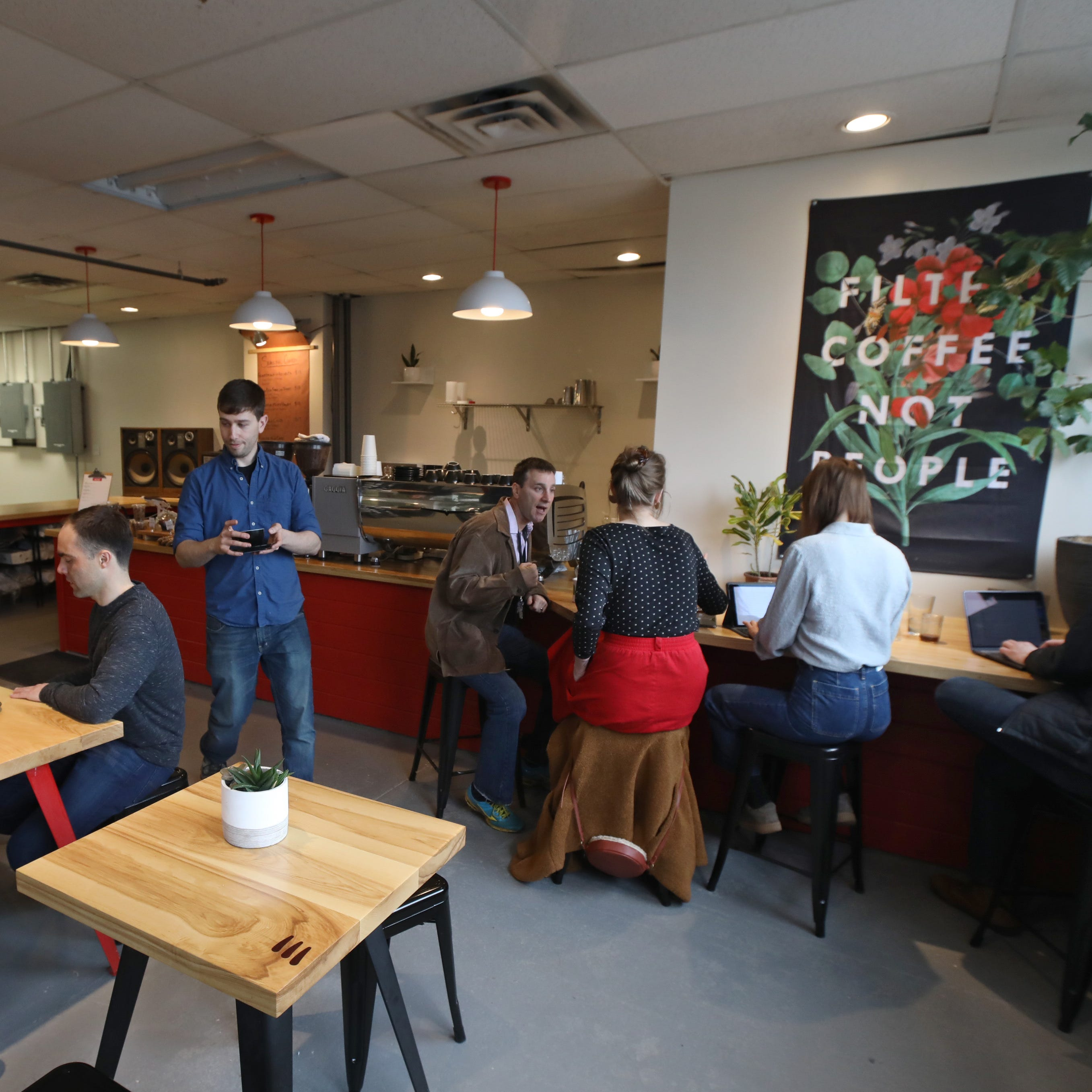 Joe Bean opens coffee shop with 'experiential approach' in huge North Winton Village space