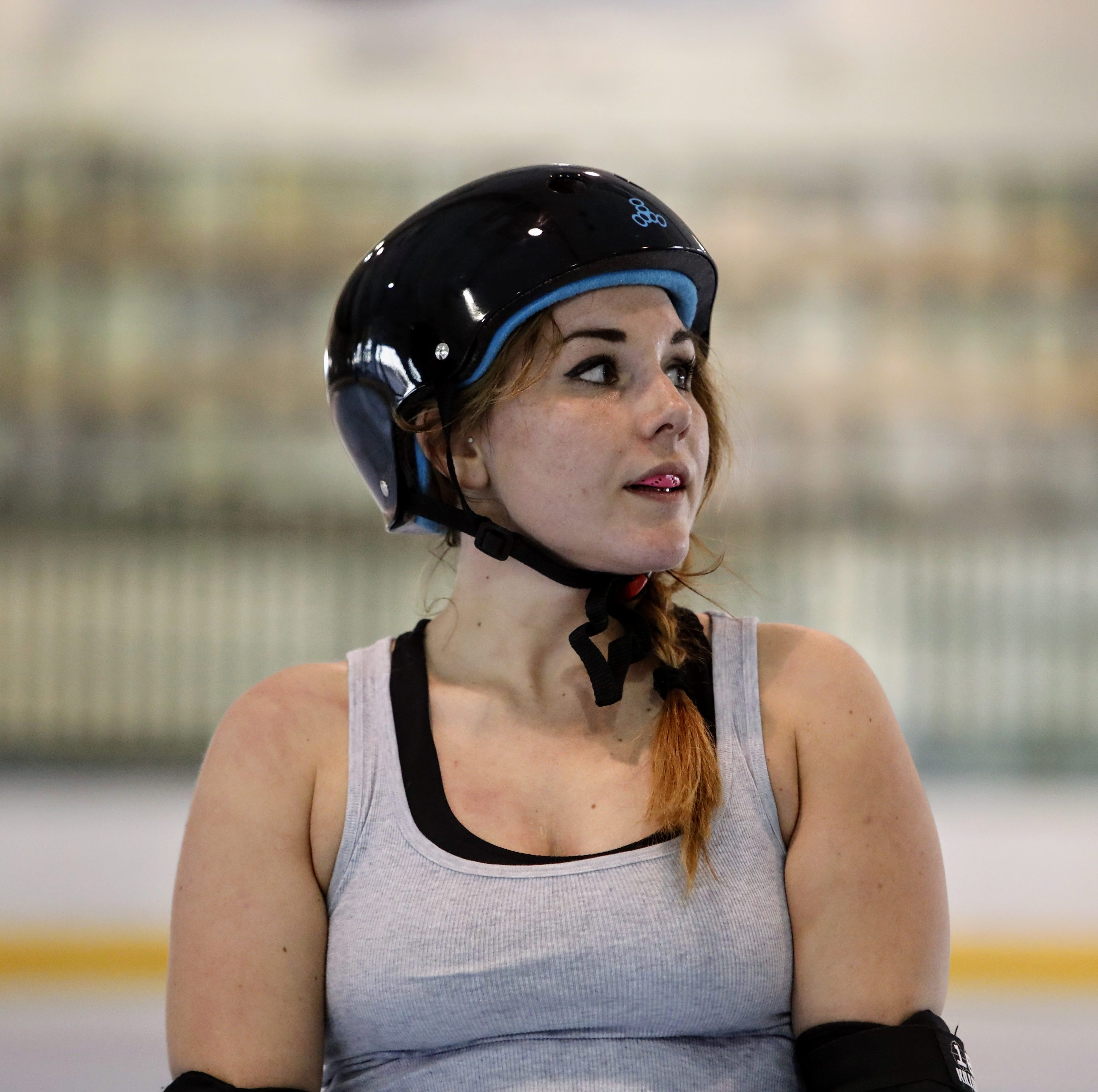 Roller derby in Redding: A look at Shasta County's offbeat skating scene