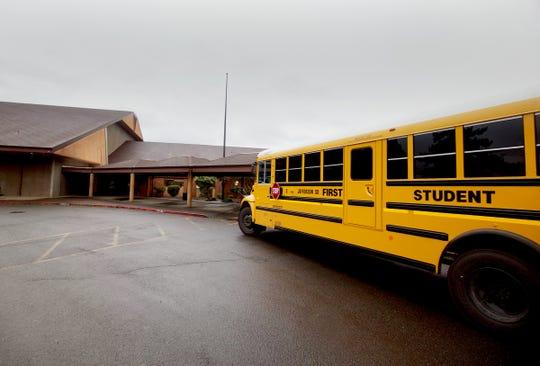 Jefferson High School in the Jefferson School District.