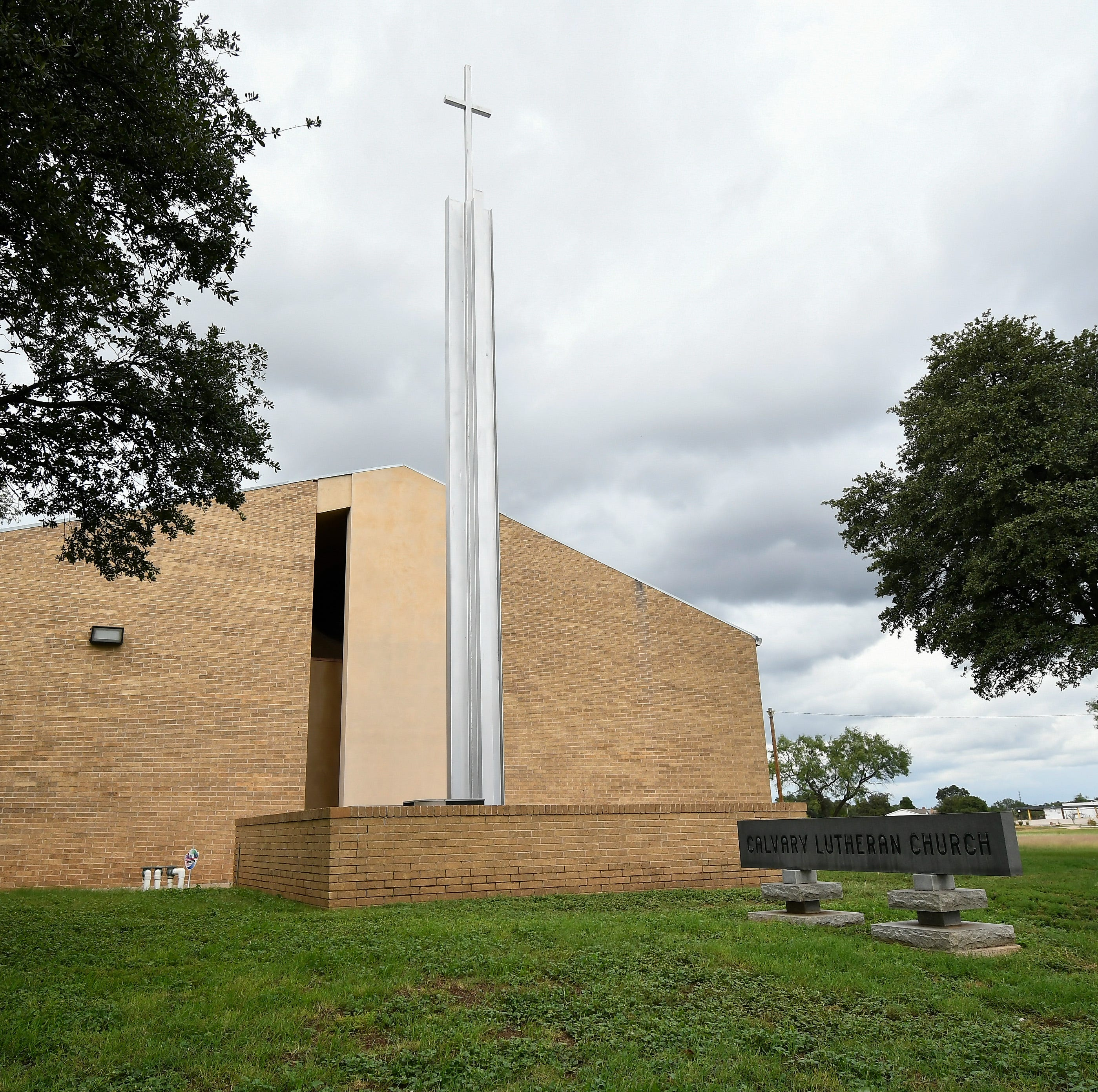 Calvary Lutheran established in San Angelo after WWII