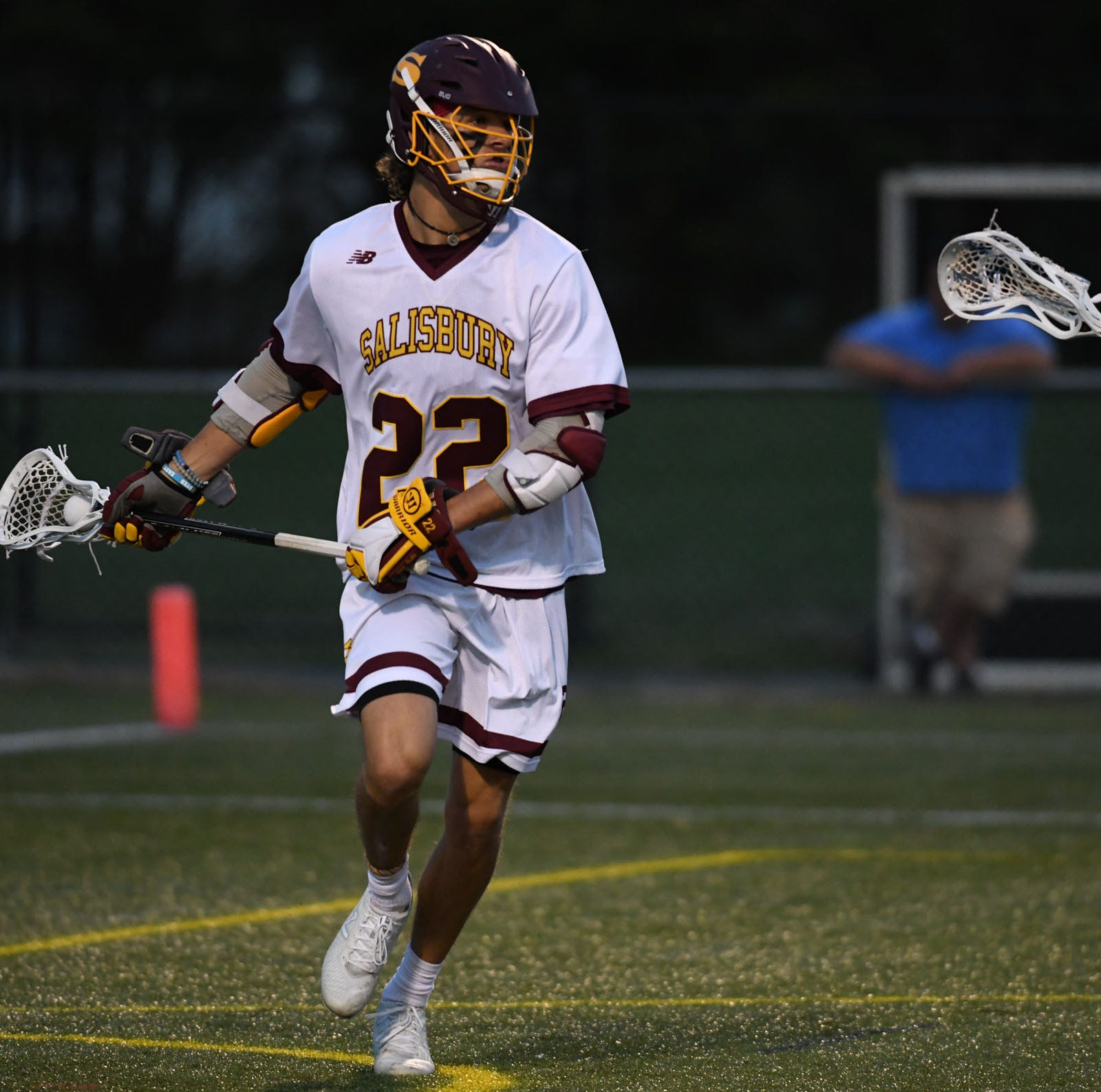 No. 1 Salisbury University men's lacrosse rolls to big win over Southern Virginia