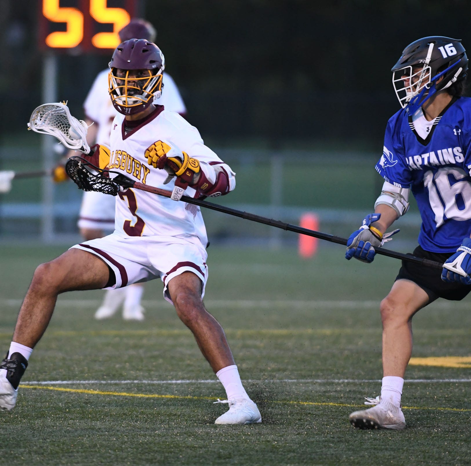 Salisbury men's lacrosse wins double overtime thriller over Washington