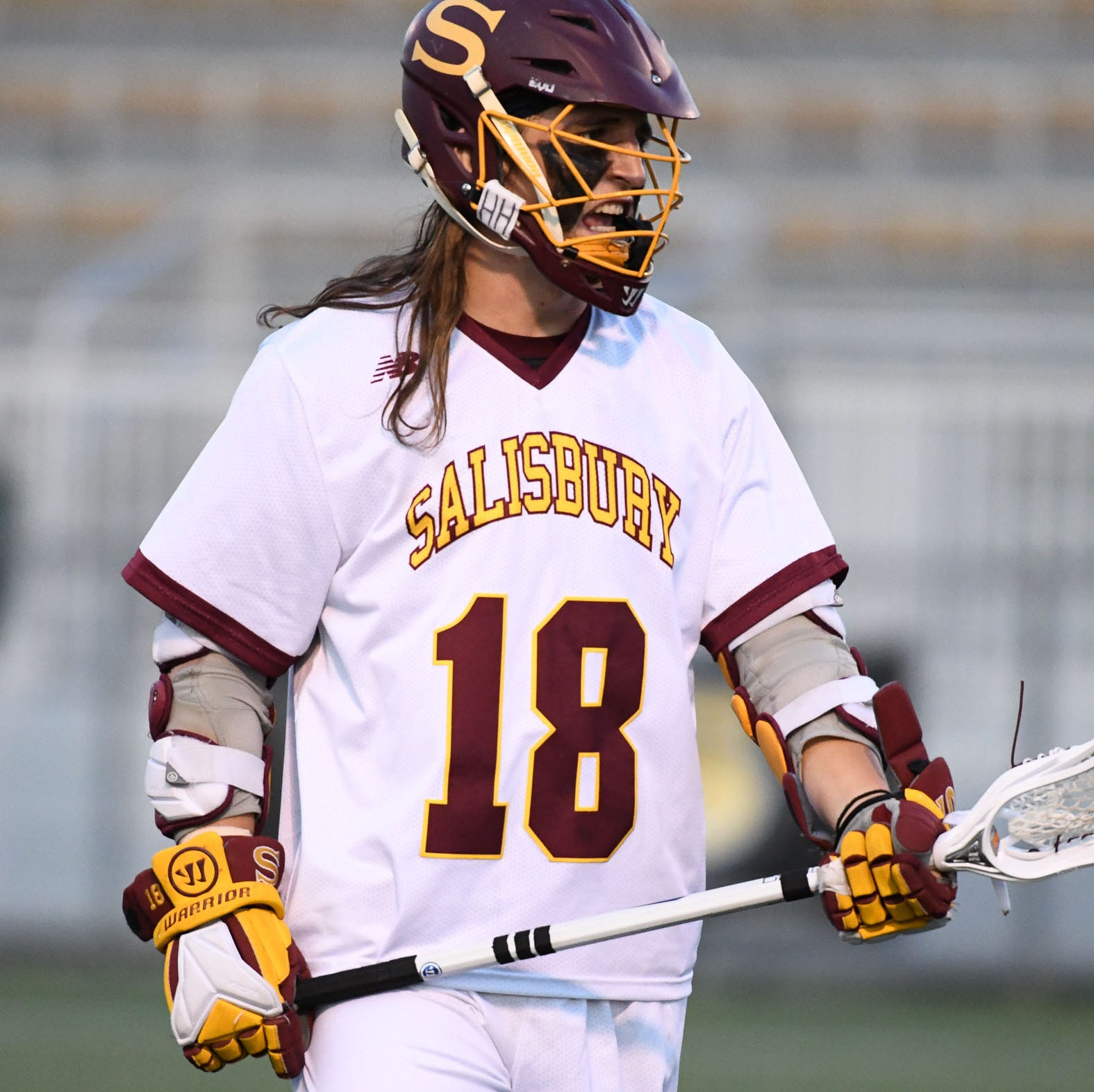 Stephen Decatur grad Corey Gwin looks for third title with Salisbury men's lacrosse team
