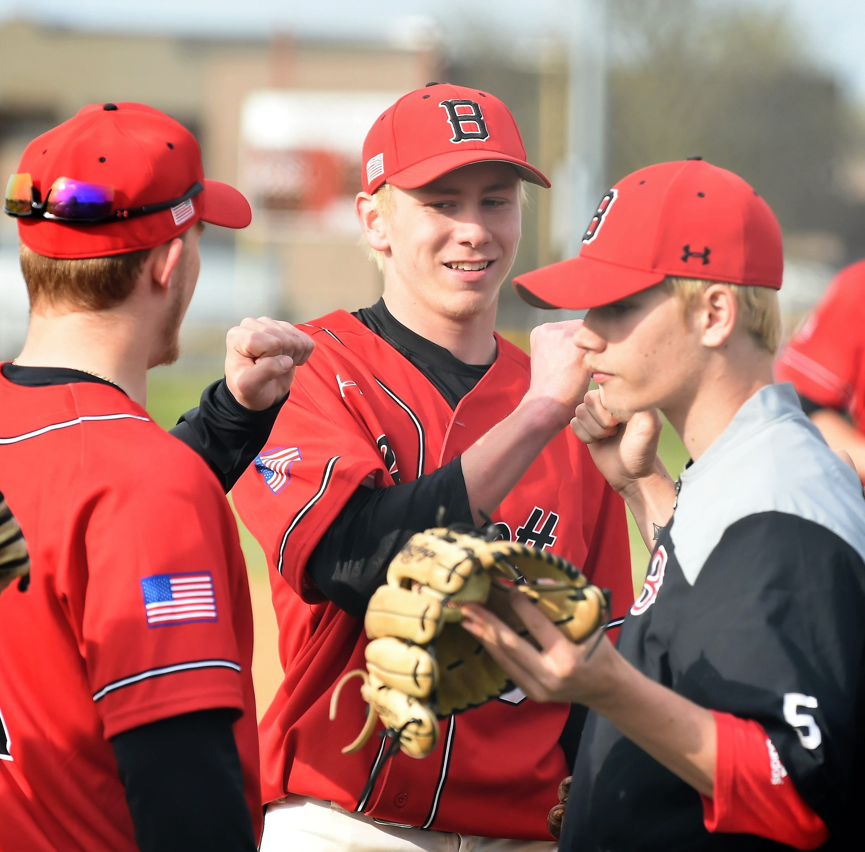 James M. Bennett baseball team stands united in quest for a title