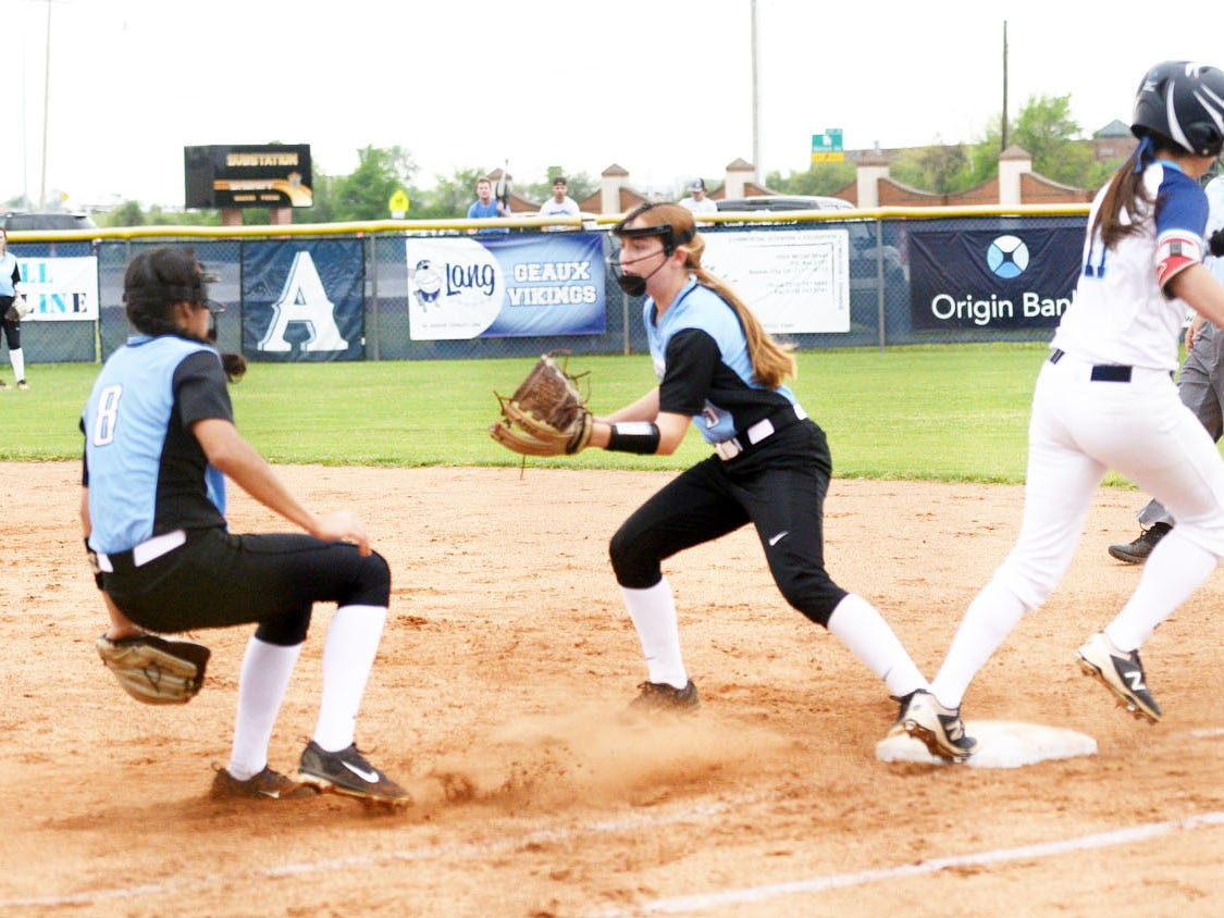 Airline hosts Zachary in first round LHSAA Class 5A state playoffs Thursday evening April 11, 2019.
