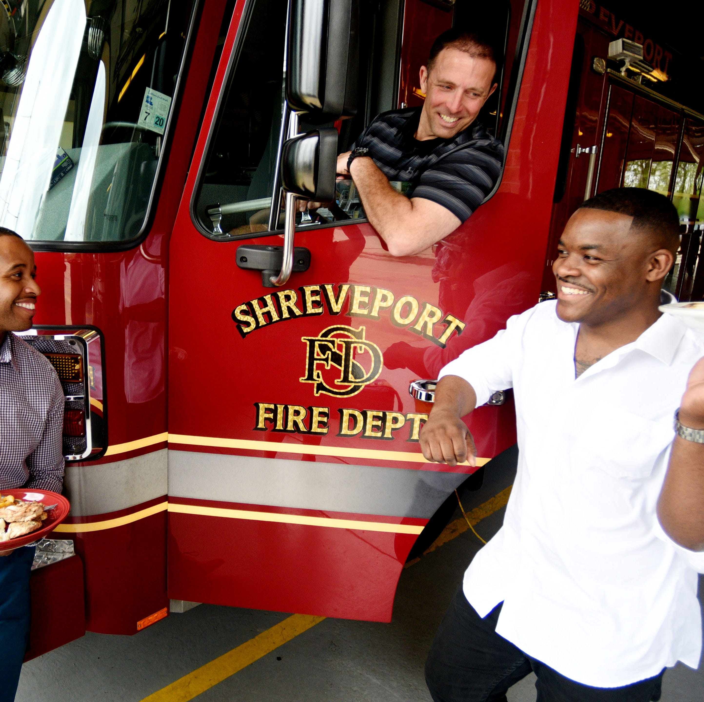 Shreveport Fire Department pitches reality cooking series to network TV