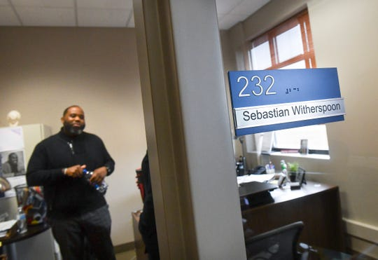 Sebastian Witherspoon is leaving the position of director of equity services for St. Cloud school district after nine years with the district. His last day is June 30.