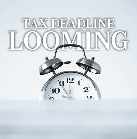 Tax man cometh: Here's some tips for filing if you're waiting until the last minute
