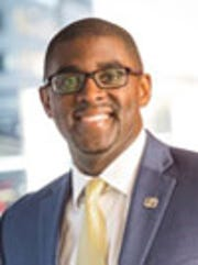 Brian Lamb, former chair of the Unhiversity of South Florida Board of Trusteees, was appointed by Gov. Ron DeSantis to the Board of Governors in March 2019.
