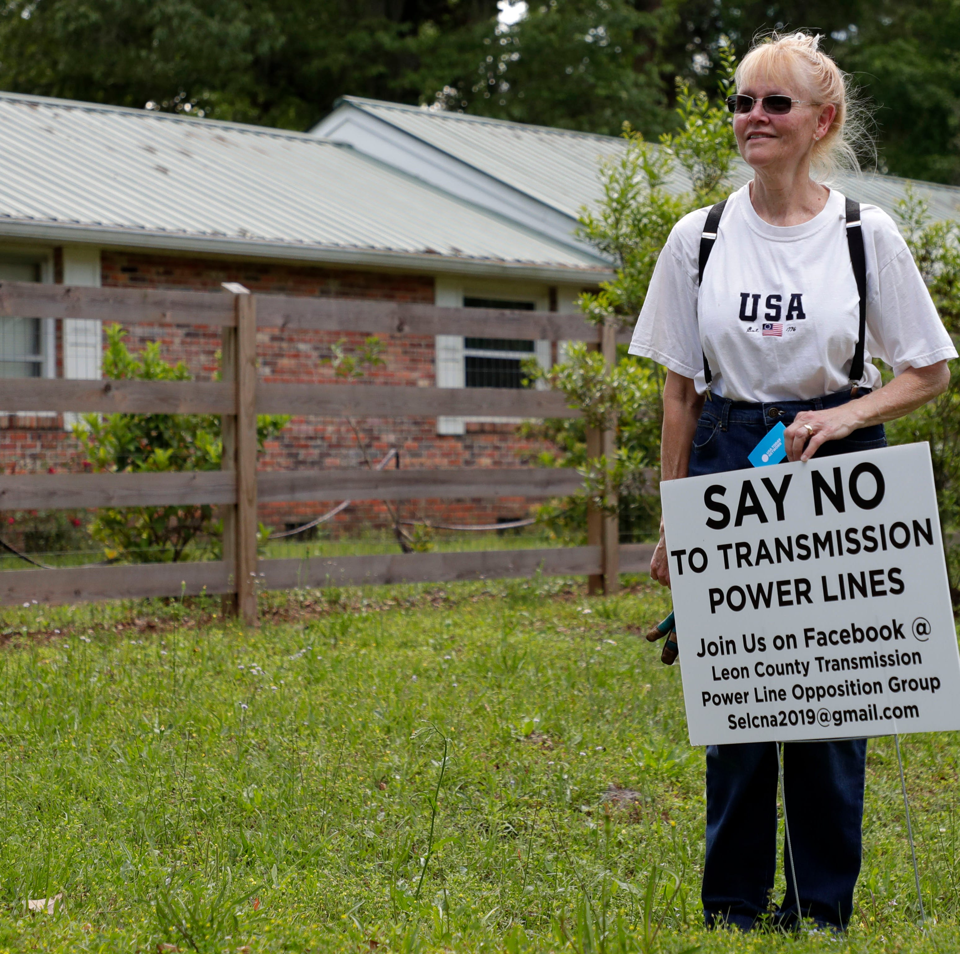 Powerless? 2020 power line project blindsides Gadsden, Jefferson and Leon county residents