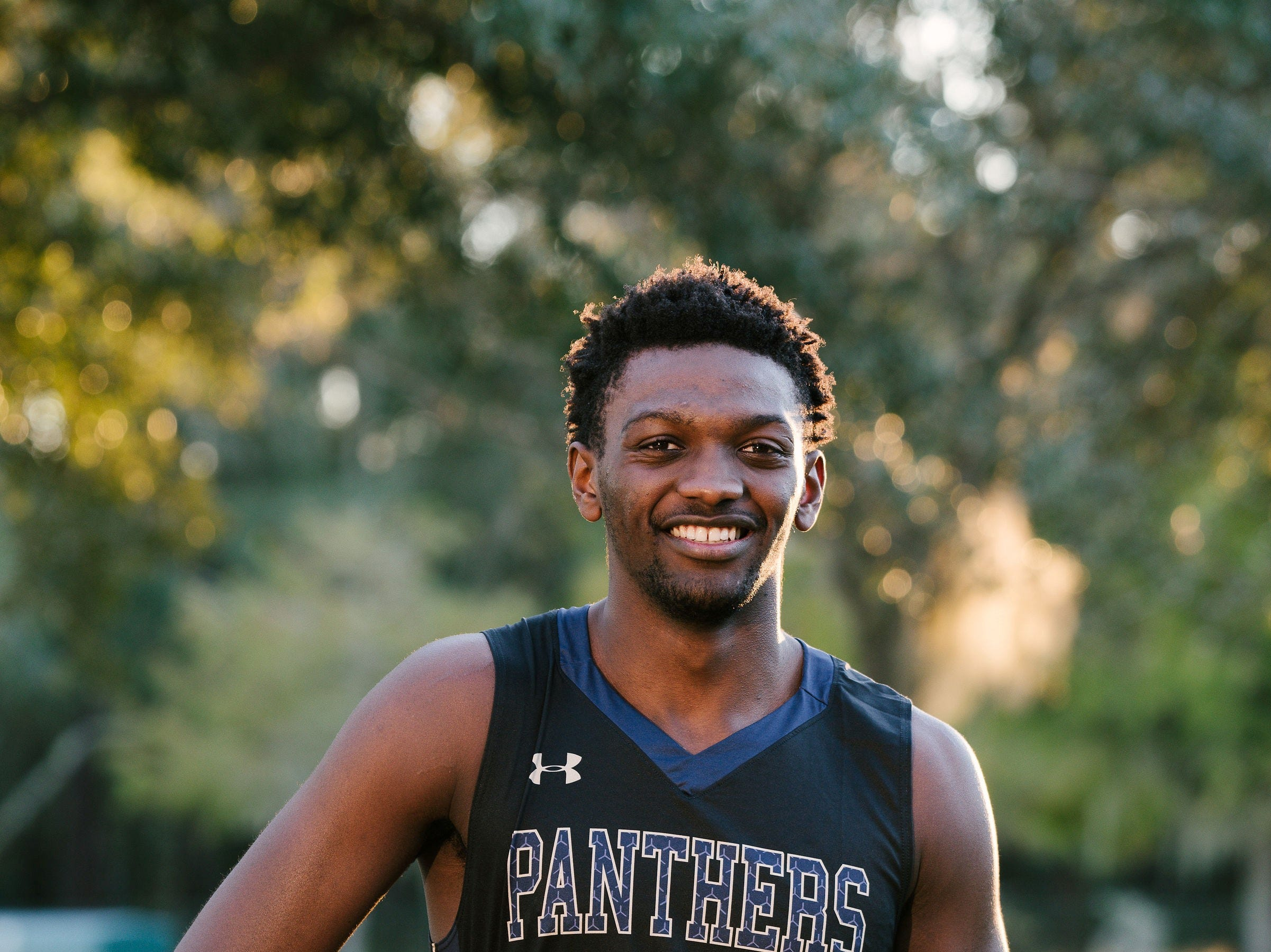 St. John Paul II senior forward Chosen Levarity was selected to the 2019 All-Big Bend boys basketball first team and chosen as the Defensive Player of the Year.