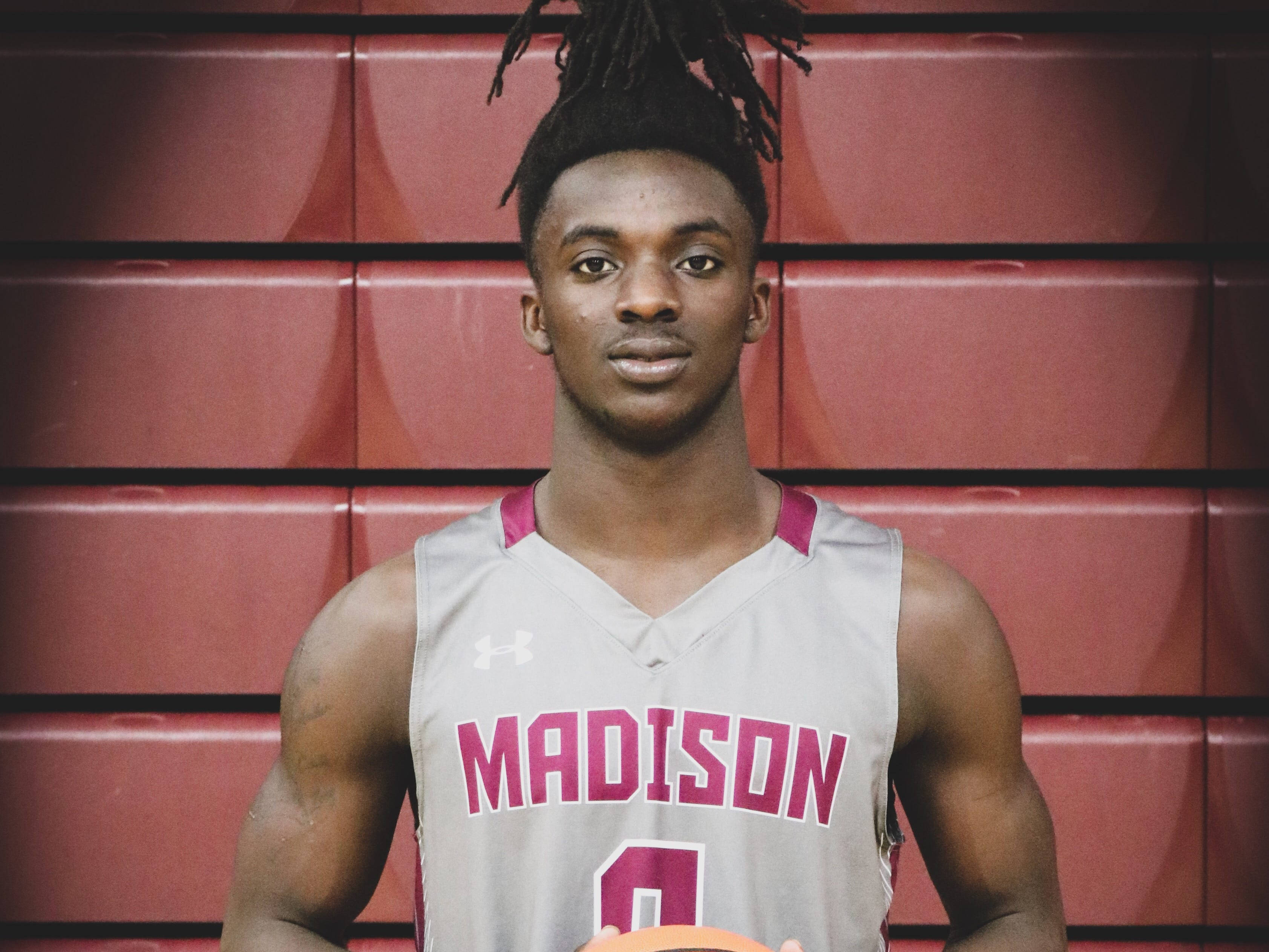 Madison County senior guard Travis Jay was selected to the 2019 All-Big Bend boys basketball first team.