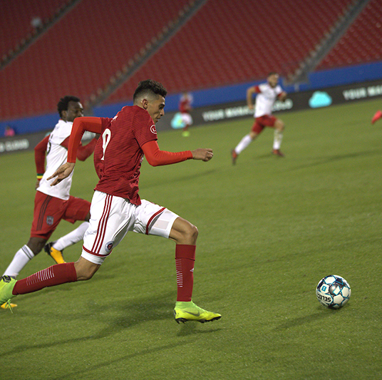 Ricardo Pepi of El Paso appears poised to break into Major League Soccer for FC Dallas