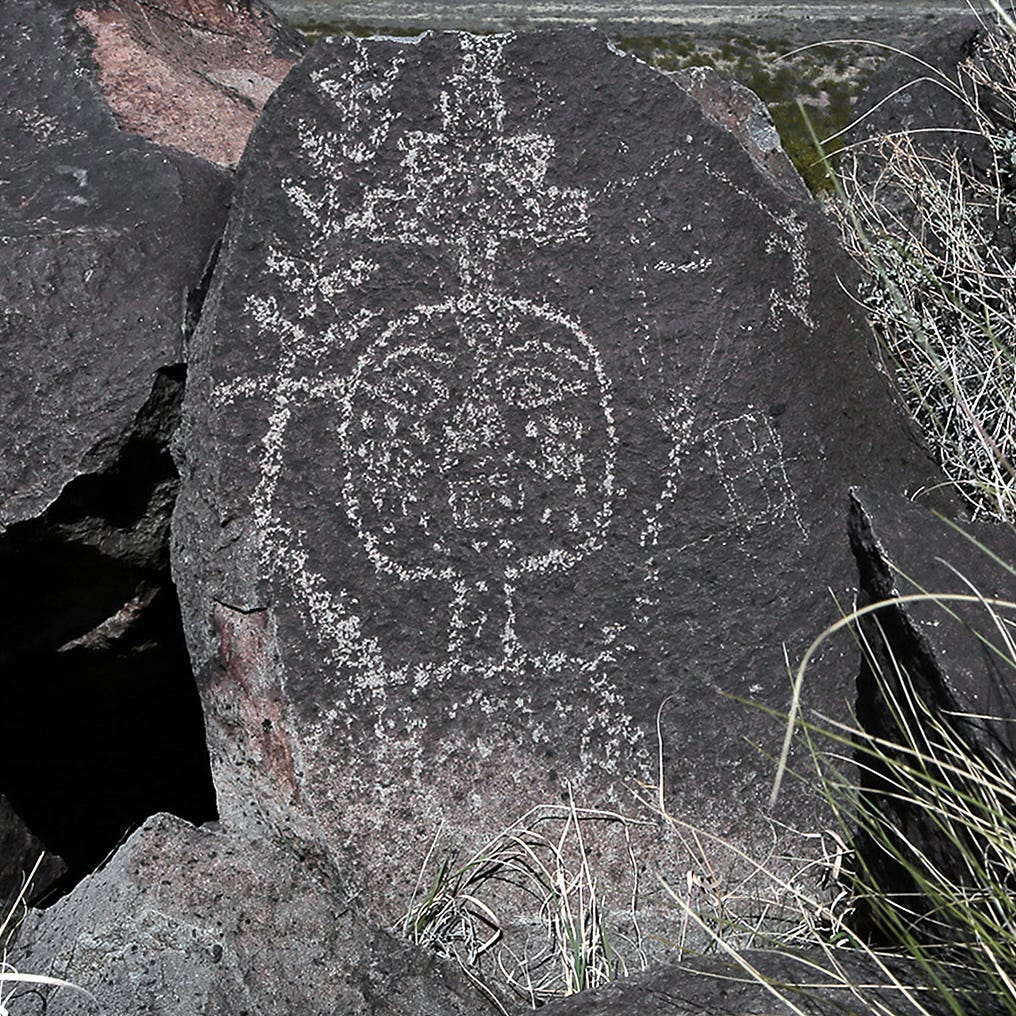Three Rivers Petroglyph Site in New Mexico offers quick day trip from El Paso