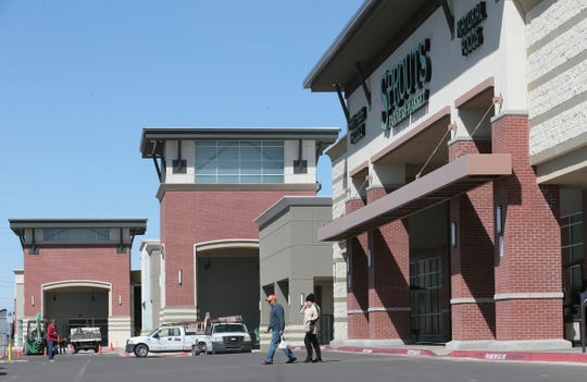 A Floor & Decor warehouse store is taking over space vacated by Toys 'R' Us and three other stores in the Eastgate Shopping Center at Interstate 10 and McRae Boulevard in East El Paso. A Sprouts Farmers Market opened in the center in 2018.