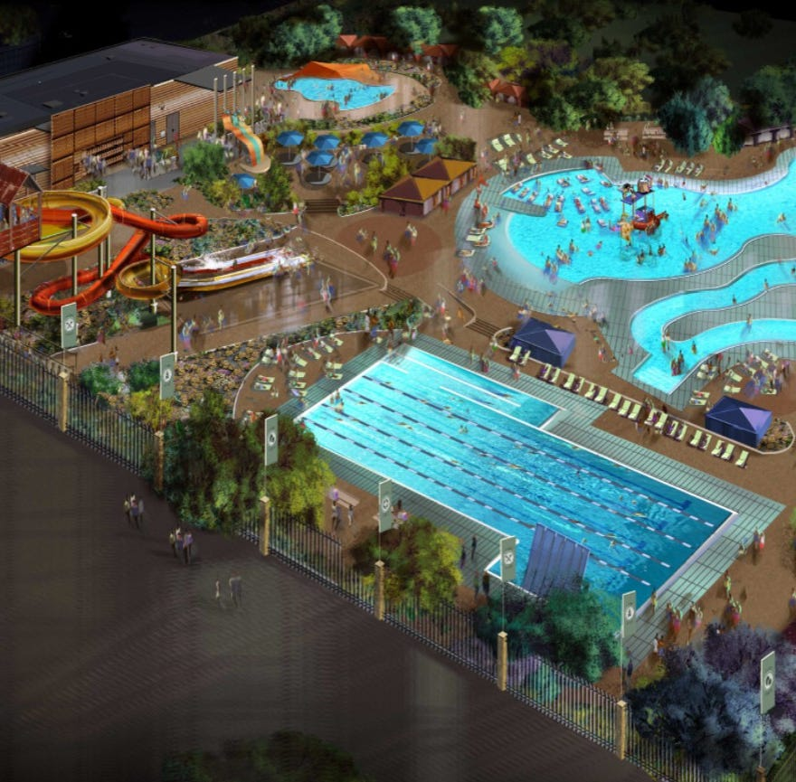 Water park in Central El Paso will have Mayan theme