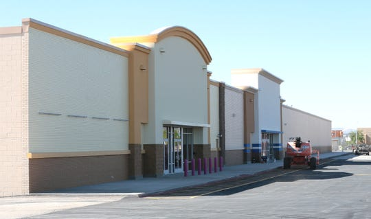 This former Kmart building at 9484 Dyer St., in Northeast El Paso, has been remade, and is to have new Ross Dress for Less and dd's Discounts stores located there, according to a report from Seritage Growth Properties,  the New York company which owns the building.
