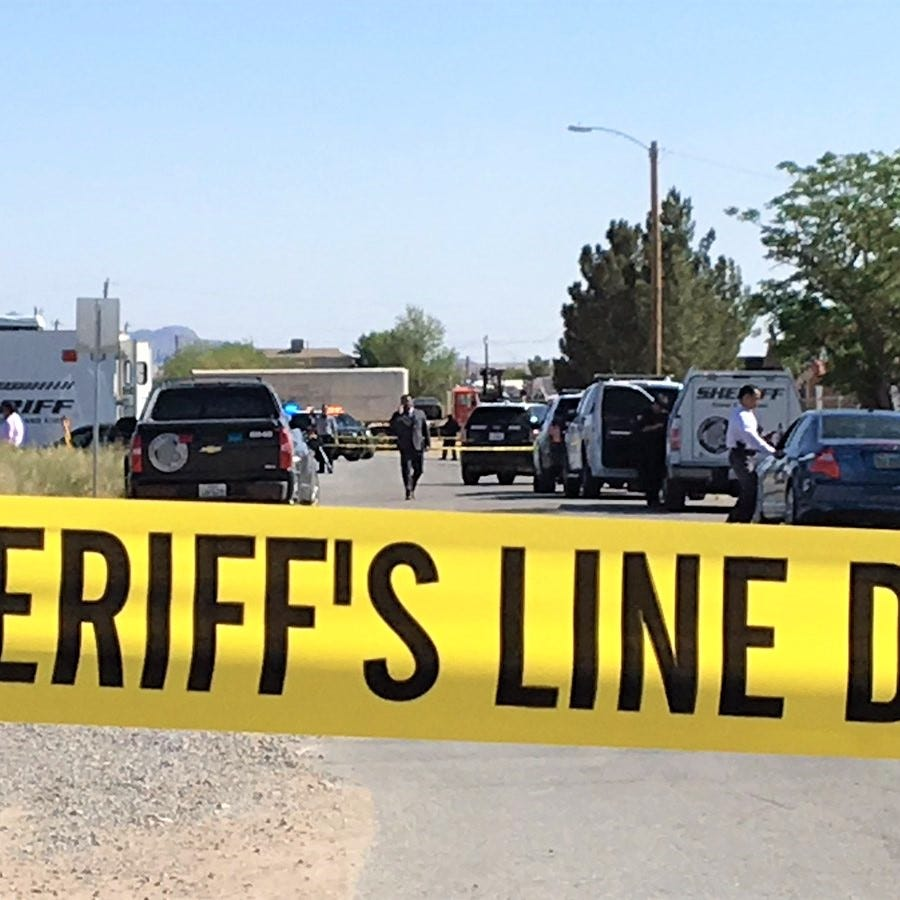 El Paso County deputies fatally shoot young man during family violence call in Canutillo