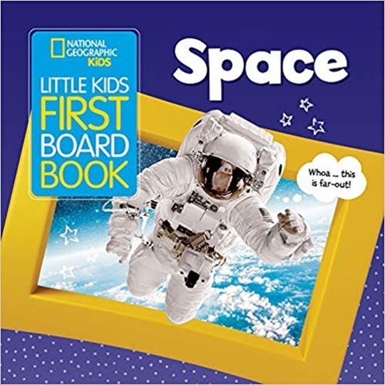 Little Kids First Board Book: Space by Ruth A. Musgraves
