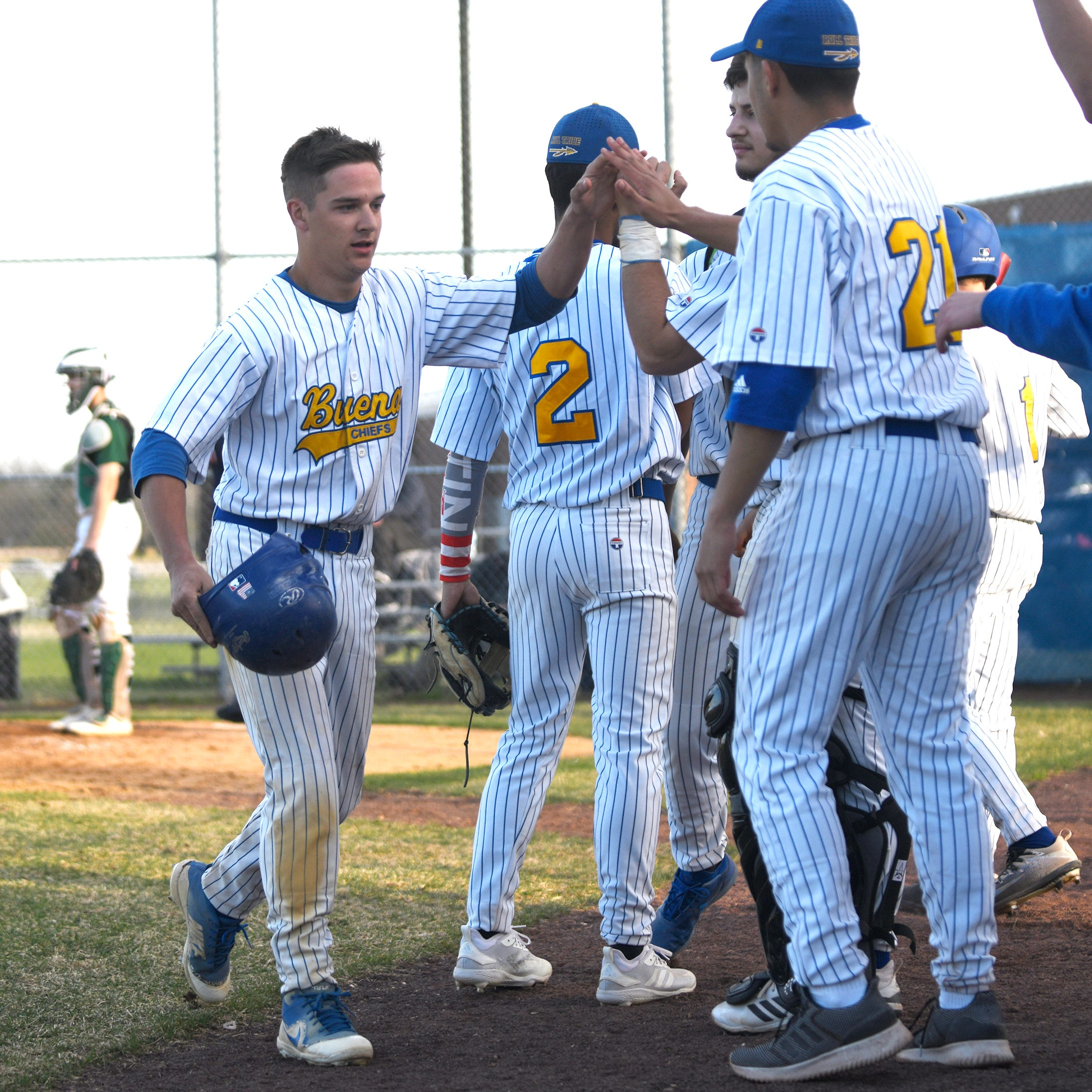 H.S. Baseball: Buena trying to make up for lost time