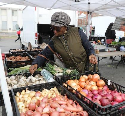 Lower Hudson Valley Farmers' markets 2019 list