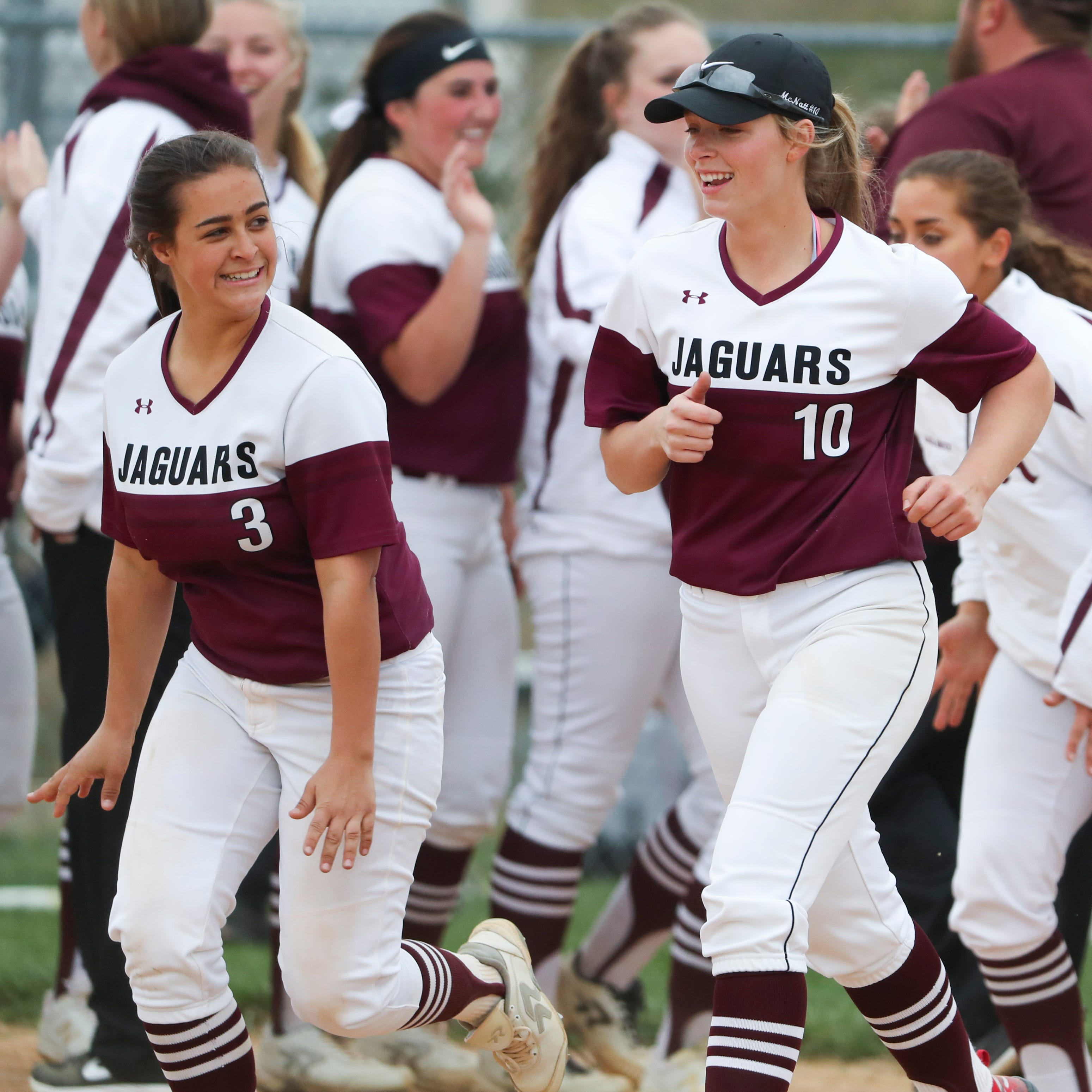 Perfect game carries Appo softball past Mount Pleasant