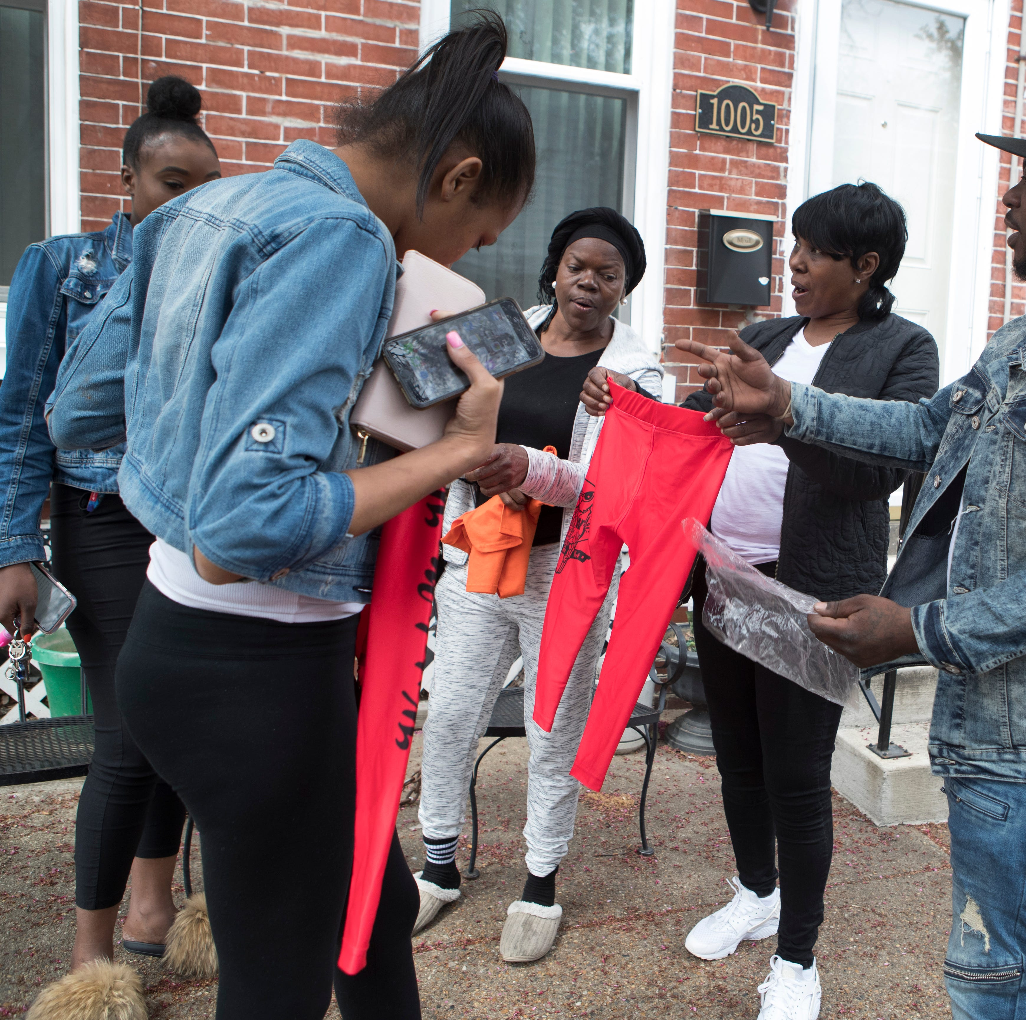 On Wilmington's East Side, residents reject labels of violence and crime after 6 shot