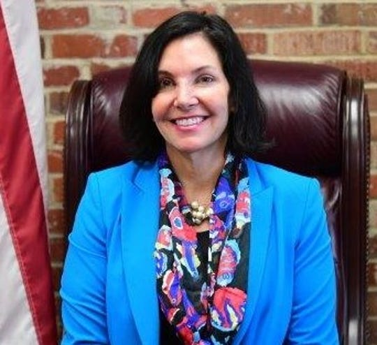 Kathy McGuiness is the Delaware state auditor