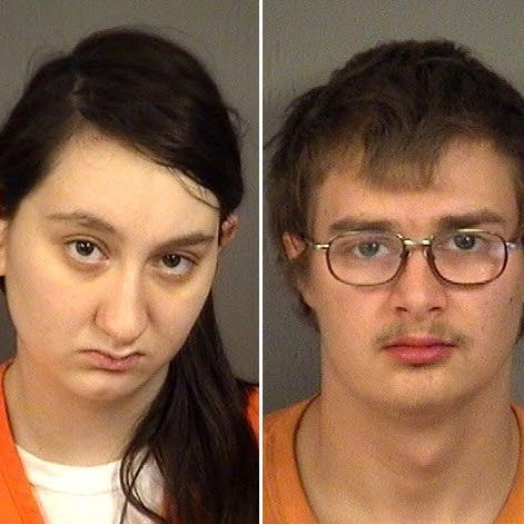 Marshfield newborn death: Infant's mother strangled him, hit his head on toilet, report says