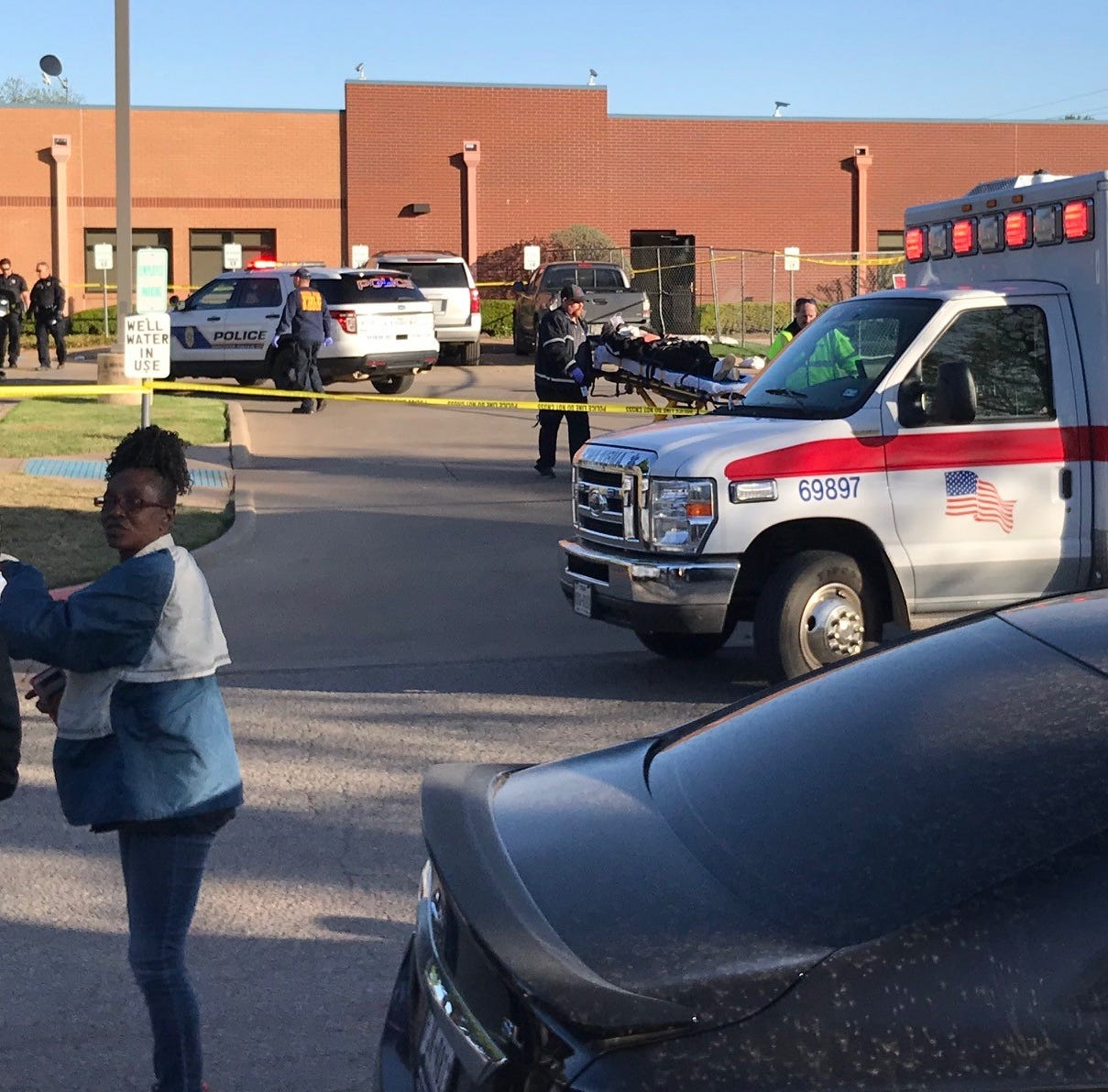 Wichita Falls PD: Armed subject shot multiple times by officers following short chase