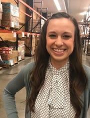 Angie Weiss is the nutrition services director for the Wichita Falls Area Food Bank.