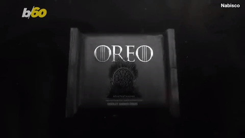 Oreo Used 2750 Cookies To Recreate The Game Of Thrones Opening Animation